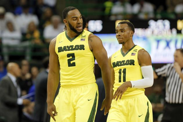 Rico Gathers Discusses Desire to Play in NFL After Baylor Basketball Career
