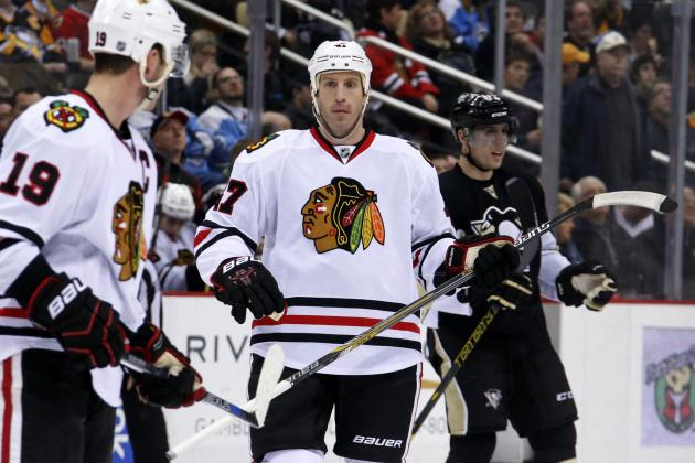 Rob Scuderi to Kings: Latest Trade Details, Comments and Reaction