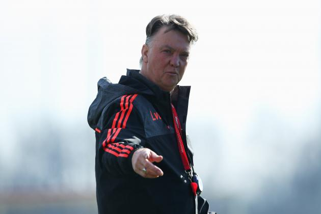 Manchester United vs. Arsenal: Louis van Gaal's Key Pre-Match Presser Comments
