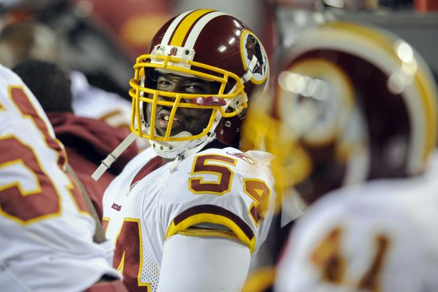 Redskins Suing H.B. Blades After Overpaying Former LB $40,000: Details, Comments