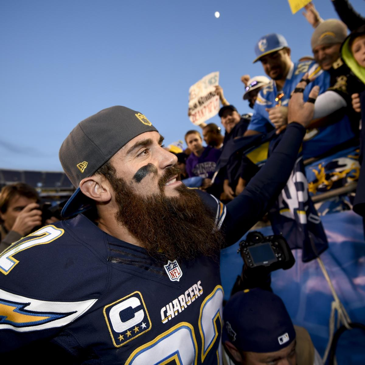 San Diego Chargers Cbs: Eric Weddle Reportedly Agrees To Sign With Baltimore