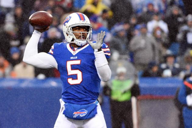 Tyrod Taylor Q&A: Bills QB Talks Transition from Backup to Breakout Pro Bowler