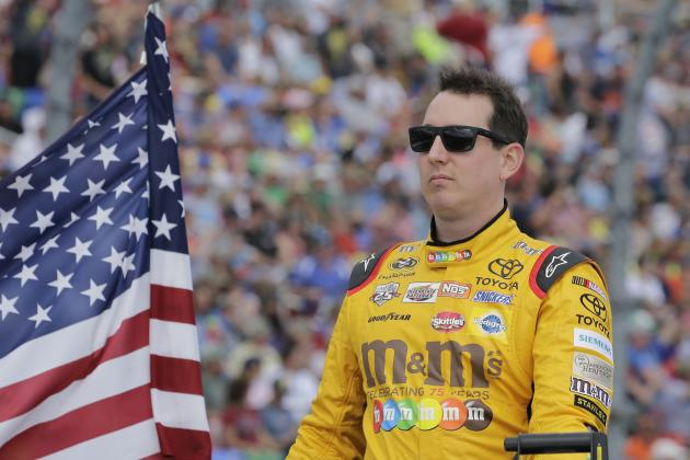 Kyle Busch Fails Post-Qualifying Inspection in Atlanta: Latest Details, Reaction