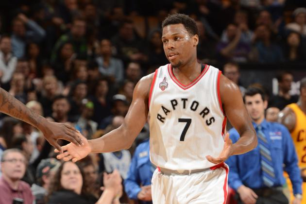 Friday NBA Roundup: Kyle Lowry's 43 Points Make Cavaliers' Perch More Tenuous