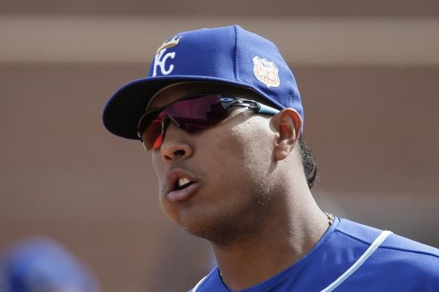 Salvador Perez Reportedly Signs New Contract with Royals