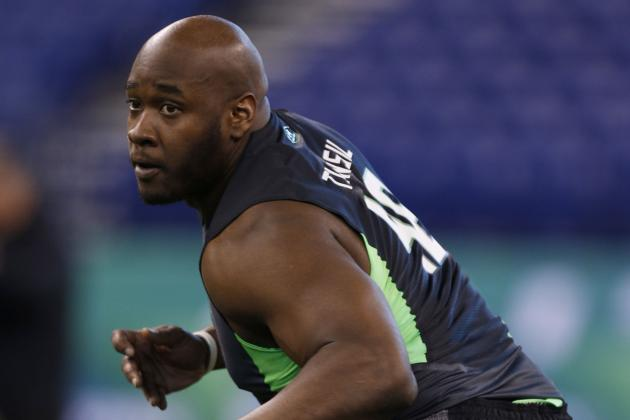 Laremy Tunsil Established Himself as Draft's Probable Top Pick at NFL Combine