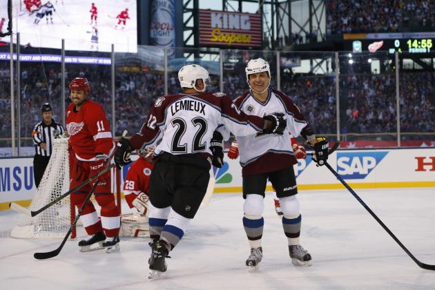 Bad Blood in Bitter Avs-Red Wings Rivalry Is a Thing of the Past