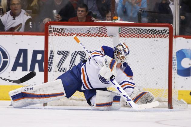 Anders Nilsson to Blues: Latest Trade Details, Comments and Reaction