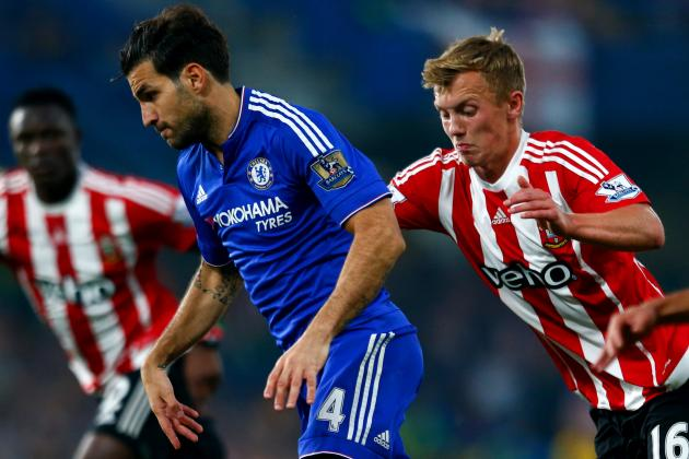 Southampton vs. Chelsea: Team News, Live Stream, TV Info, Ticket News
