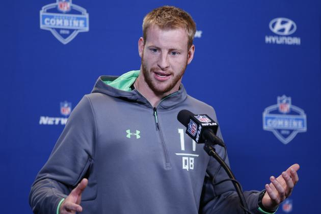NFL Combine 2016: Live Results, Analysis and Highlights for QB, WR, TE Workouts