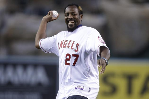 Vladimir Guerrero Would Enter Baseball Hall of Fame as Los Angeles Angel