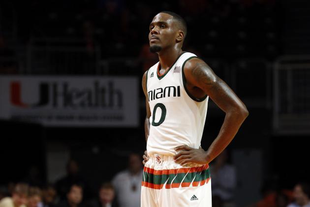 Ja'Quan Newton Suspended by Miami: Latest Details, Comments, Reaction