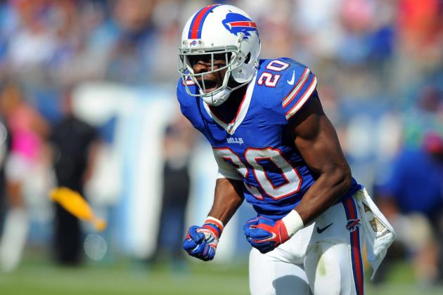 Corey Graham, Bills Agree to New Contract: Latest Details, Comments, Reaction