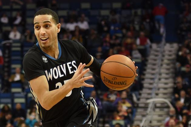 Kevin Martin Reportedly Reaches Buyout with Minnesota Timberwolves
