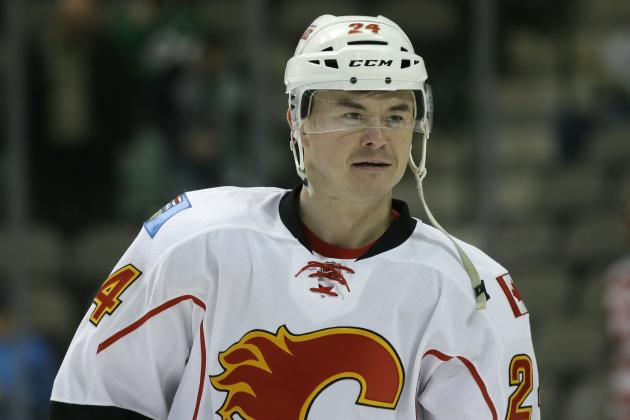 Jiri Hudler to Panthers: Latest Trade Details, Comments and Reaction