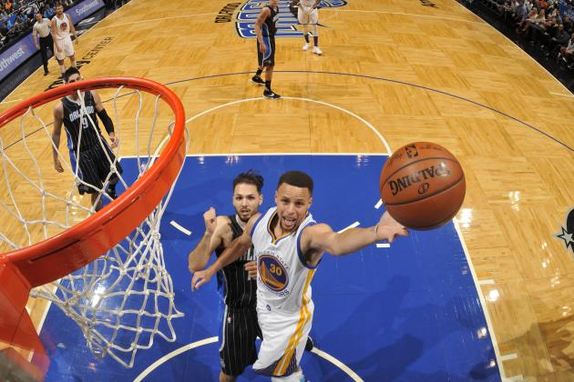 Warriors Clinch Playoff Berth Faster Than Any Team in NBA History