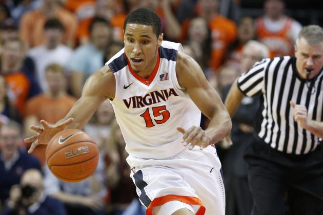 Malcolm Brogdon Quietly Enters POY Race After Pacing Virginia's Huge Win vs. UNC