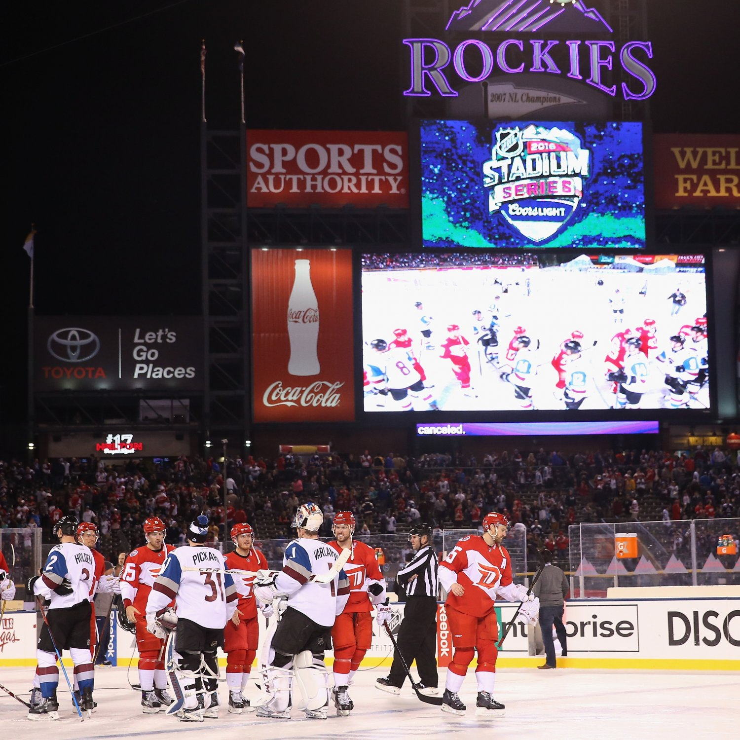 Avalanche Vs. Red Wings: Score, Highlights, Reaction From
