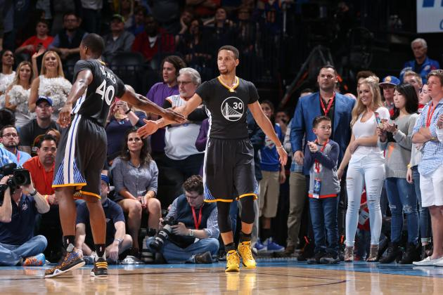 Warriors vs. Thunder: Score, Highlights, Reaction from 2016 Regular Season