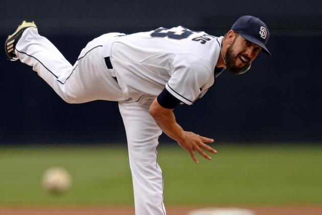 James Shields Comments on Tyson Ross as Padres' Opening Day SP
