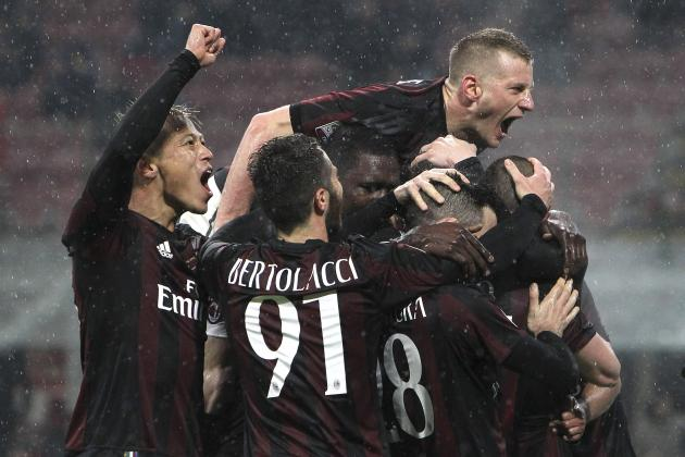 Sinisa Mihajlovic's Unsung Heroes Lead AC Milan's Champions League Charge