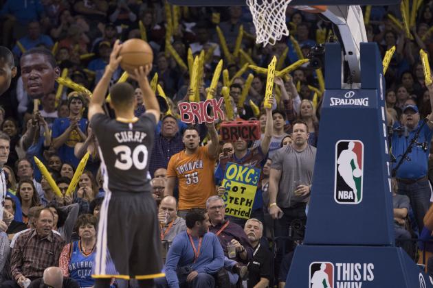 Stephen Curry's Legend Continues to Grow at Unprecedented Pace