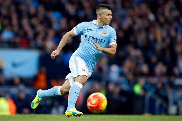 Sergio Aguero Contract: Latest News, Rumours on Manchester City Striker
