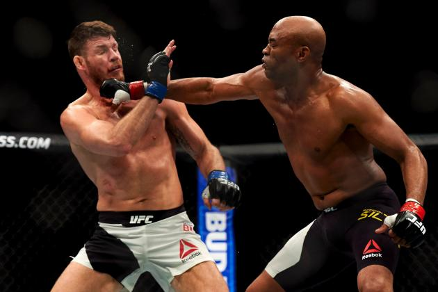 Anderson Silva Blames Corruption for Michael Bisping Loss at UFC Fight Night 84