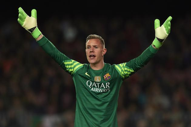 Liverpool Transfer News: Marc-Andre ter Stegen Bid Readied, Latest Rumours