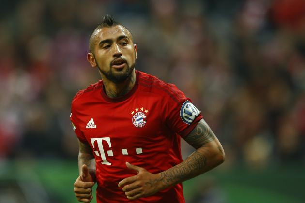 Chelsea Transfer News: Latest Arturo Vidal, Edinson Cavani Rumours