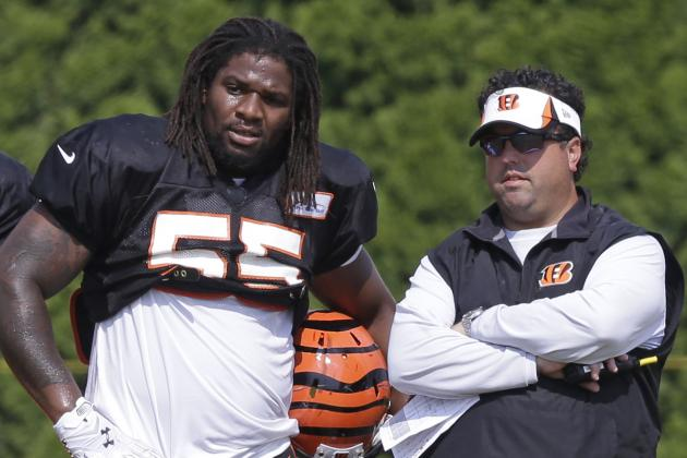 Bengals DC Paul Guenther Comments on Perception of Vontaze Burfict, LB's Future