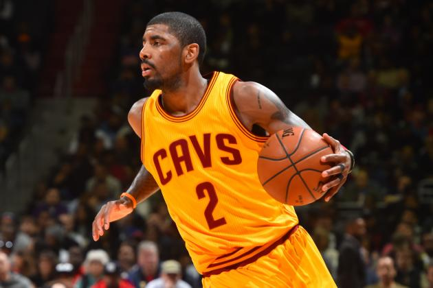Sunday NBA Roundup: Cleveland Cavaliers Need More from Frustrating Kyrie Irving