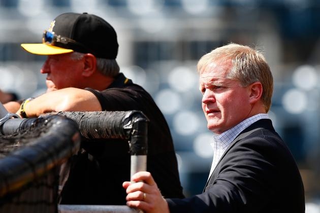 Pirates GM Neal Huntington Comments on Gerrit Cole's Salary