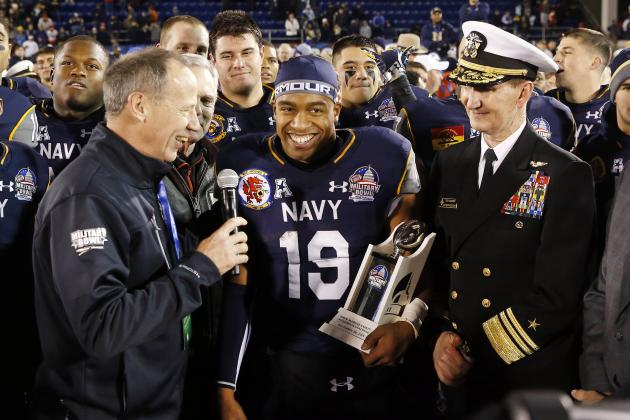 Keenan Reynolds' Jersey Retired by Navy: Latest Comments and Reaction