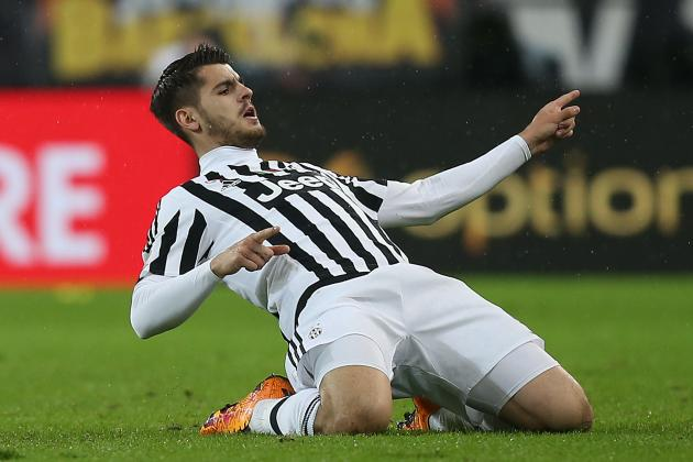 Juventus Striker Alvaro Morata Underlines His Importance in Win over Inter Milan