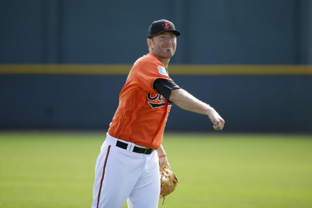 Chris Tillman Injury: Updates on Orioles Pitcher's Core Muscle and Return
