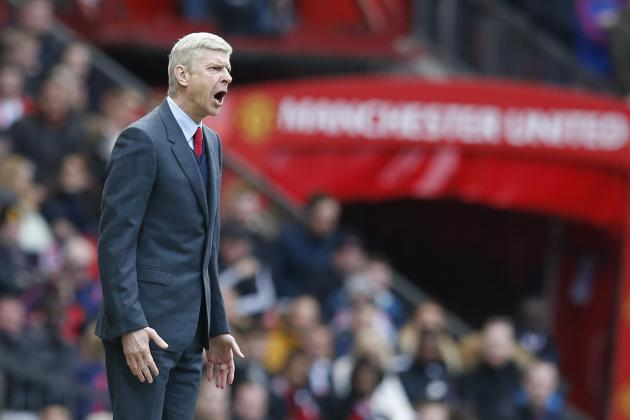 Arsenal's Lack of Character Could Cost Them Golden Shot at Being Champions