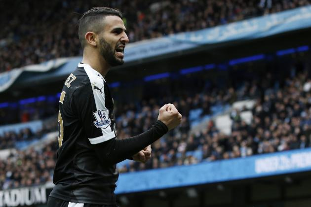 Arsenal Transfer News: Riyad Mahrez Summer Pursuit Expected, Top Gunners Rumours