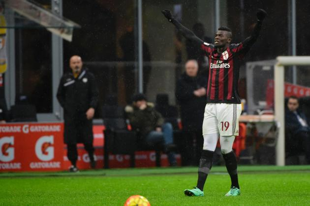 M'Baye Niang Injury: Updates on AC Milan Star's Ankle, Return After Car Accident