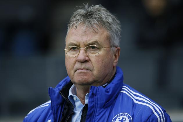 Norwich vs. Chelsea: Guus Hiddink Talks Diego Costa, More in Pre-Match Presser