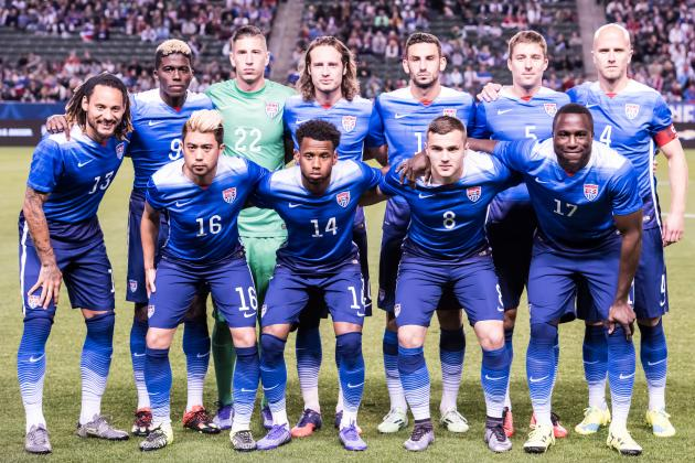 USA Soccer's New Crest Revealed: Top Photos and Reaction