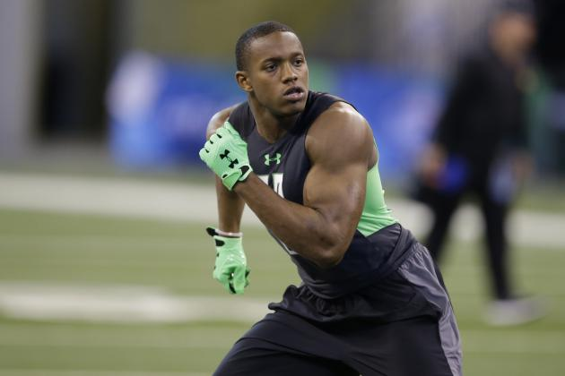 Mike Tanier's Combine Wrap-Up: The Coveted Forty Awards!