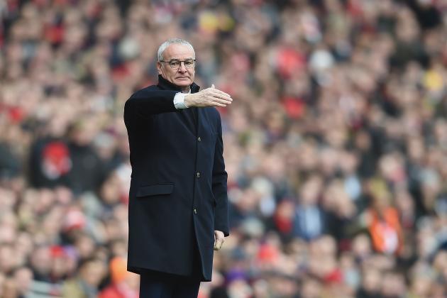 UK Back Pages: Claudio Ranieri Puts the Title Pressure on Premier League Rivals