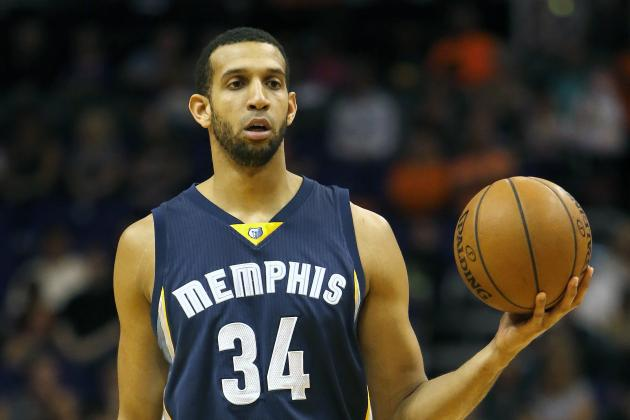 Brandan Wright Injury: Updates on Grizzlies Forward's Knee and Return