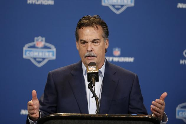 Jeff Fisher Contract: Latest News and Rumors on Negotiations with Rams