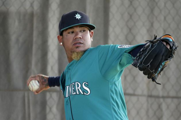 Felix Hernandez Comments on Mariners' Postseason Drought, Health and More