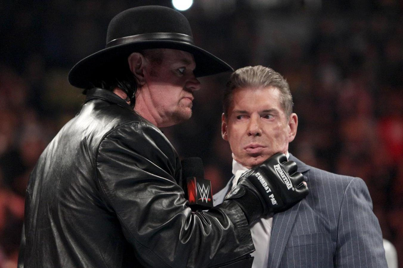 Undertaker S Appearance On Wwe Raw Reveals Feud Is About