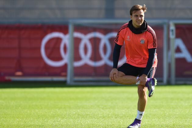 Liverpool Transfer News: Mario Gotze, Marco Reus, Piotr Zielinski, Major Rumours
