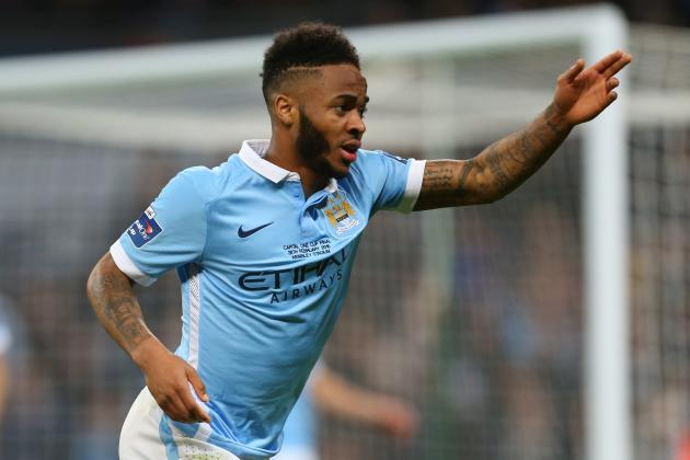 Raheem Sterling Reportedly Accosted by Liverpool Fan at Capital One Cup Final