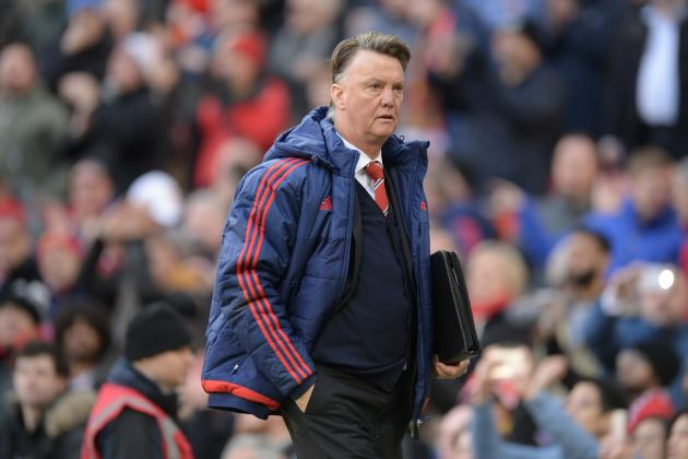 Louis van Gaal Stay Reportedly Expected by Manchester United Stars